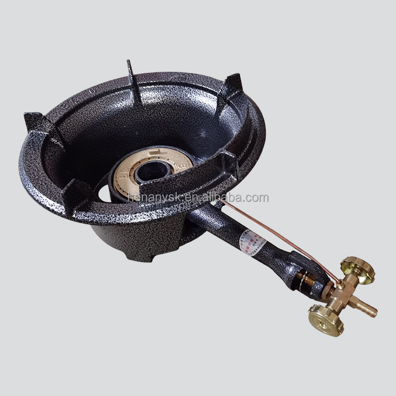 Stir Frying Energy Saving Cast Iron Manual Ignition Stoves Domestic Gas Stoves Commercial Lpg Fast Medium Pressure Stoves