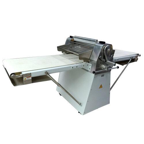 New Vertical Industrial Bread Dough Sheeter Desktop Crisp Machine/Pastry Food Mixing Machine for Sales