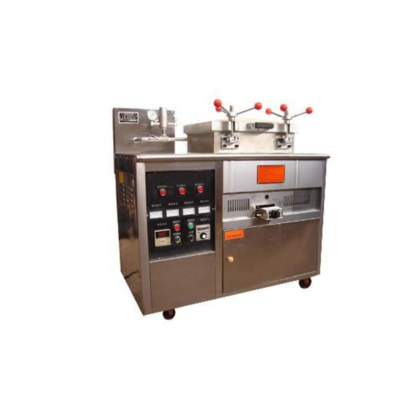 380v/50hz Electric Fryers Beijing High Pressure Blast Fried Duck Oven Deep Fryer for Duck and Chicken