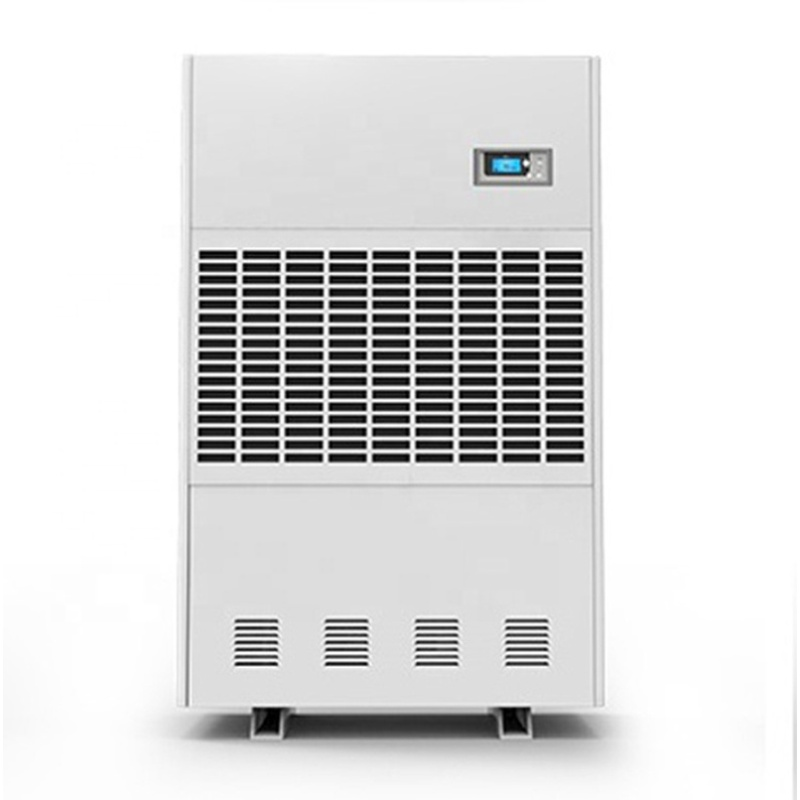 40L/H Energy-Saving Commercial Automatic Defrost Strong Power Industrial Warehouse Dehumidifier From Factory