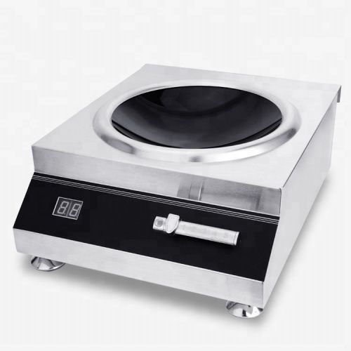 BJ-SY5000 Stainless Steel High Power 500w -5000W Adjustable Wok Cooker Frying Stove Electric Frying Pan