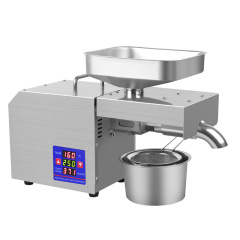Oil Press Machine Making Refining Sunflower Hot Motor Hen Food Technical Sales Video Support