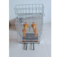 Extractor de naranjas E-1 de acero inoxidable Exprimidor de naranja