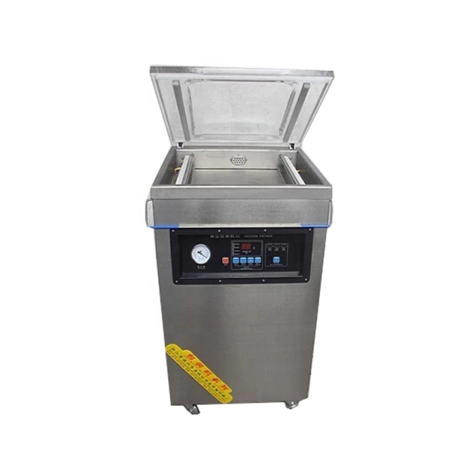DZ-400-2D Vacuum Packaging Machine Vacuum Sealer Food Vacuum Machine Manufacturers