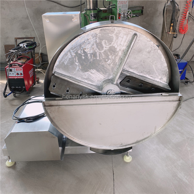 Frozen Meat Planer Frozen Meat Chopper Sliced Meat Processing Planer Beef Mutton Roll Processing Equipment