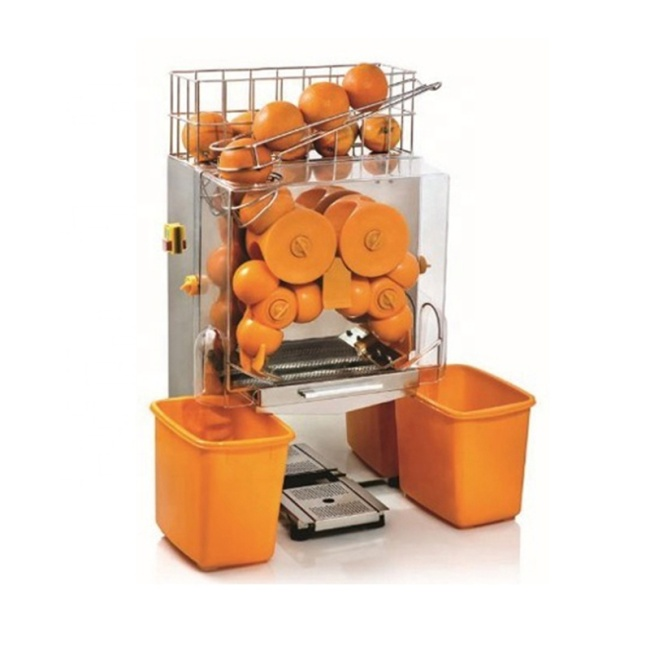 Stainless Steel E-1 Oranges Extractor Orange Juicer