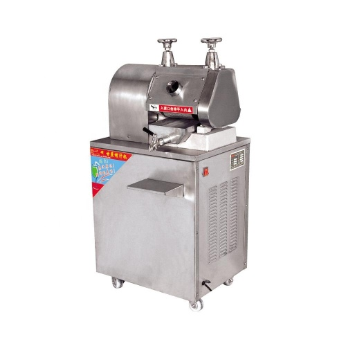 CE Electric Stainless Steel Sugar Cane Juicer Machine Sugarcane Extractor