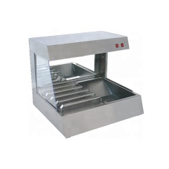 KFC Use Table Top Fast Food Equipment Work Bench Showcase Type Potato French Fries Chip Warmer