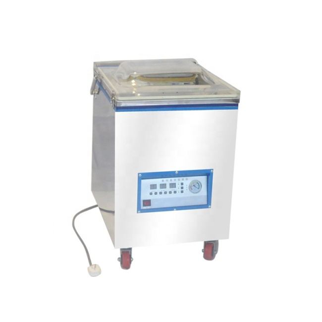 Large Commercial Digital Vacuum Sealing Machine Food Dry Wet With 2*1.8 L Vacuum Pump