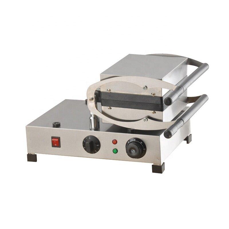 Electric Rotate Waffle Baker Stove Maker Waffle Iron Making Machine