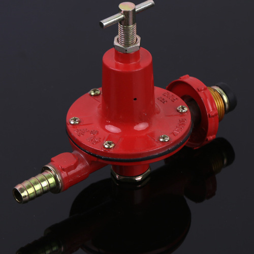 Household Gas High Pressure Lpg Regulator Medium Pressure Regulating Valve For Cooking Violent Fire Stove
