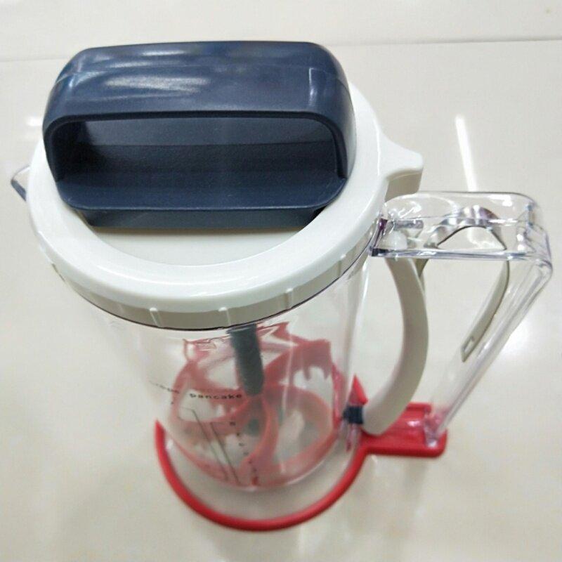 Plastic Hot Selling Video Cake Bread Biscuit Batter Maker Hand Agitator Various Baking Tools