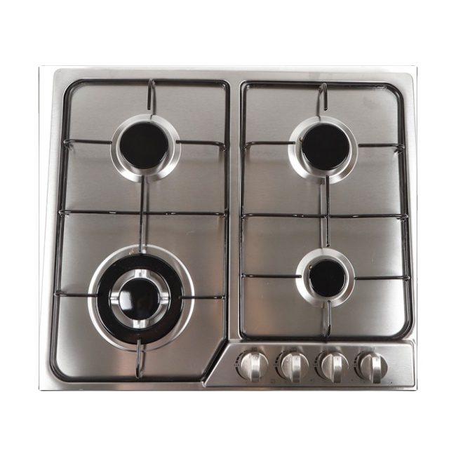 Stainless Steel Surface 4 6 Burners Gas Stove Built-in Panel Multi-burner Stove Multi-burner Stove Manufacturer OEM Low Price