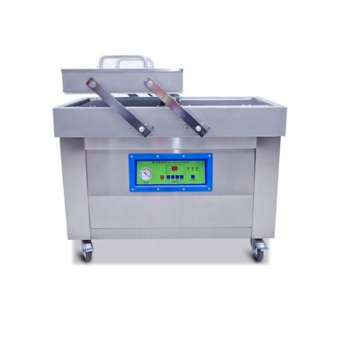 Double Chamber Vacuum Sealer Paper Bag Sealer Packing Machine