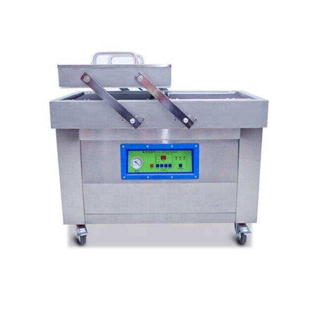 Double Chamber Vacuum Sealer Paper Bag Sealer Packing Machine