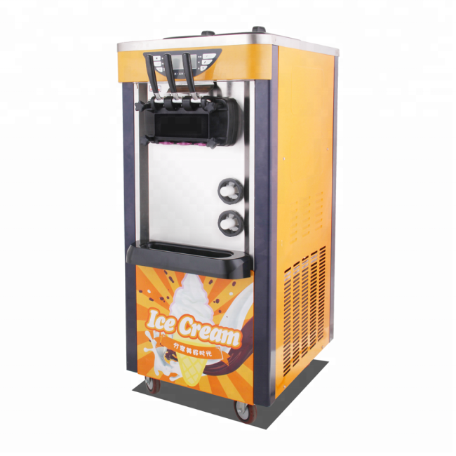 30-36L/H Ice Cream Maker Machine
