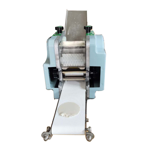 2020 Hot Sale New Design Chinese Soup dumpling sheet making Machine pastry wrapper making forming machine maker Steel Gear
