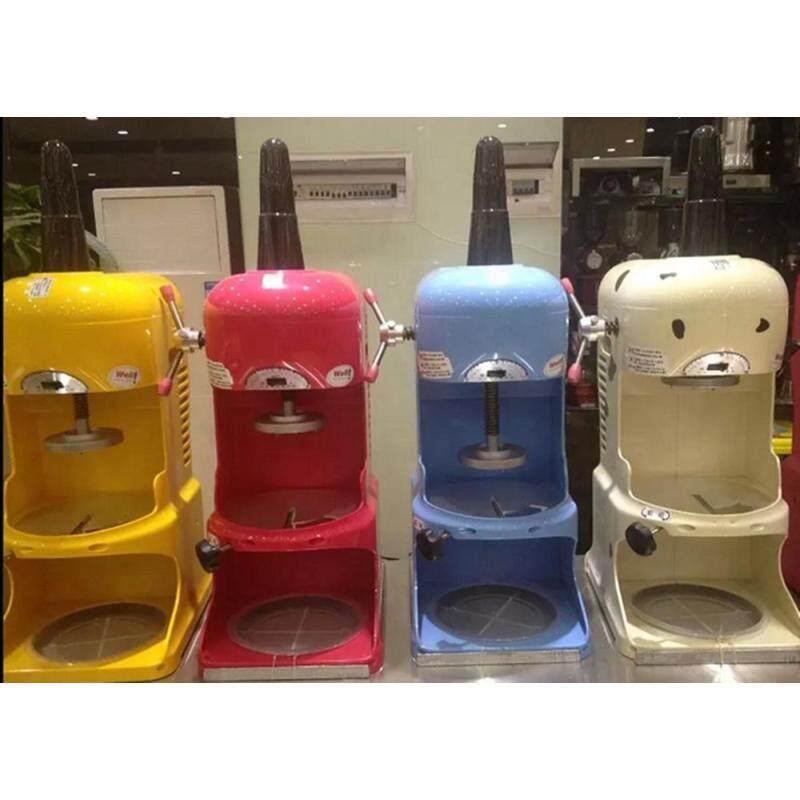 Best Selling Commercial Continuous Snow Ice Shaving Machine Shaver Ice Cream Block Slicing Machine