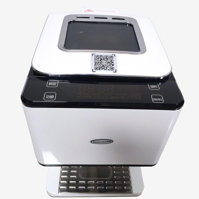 ST-388 Home Automatic Small Intelligent Mini Oil Press Machine Plant Hot And Cold Sesame Walnut Peanut Computer Control