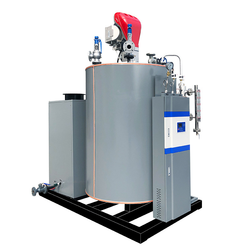 2t Gas Oil Steam Generator Matching Food Washing Machinery And Equipment Boiler