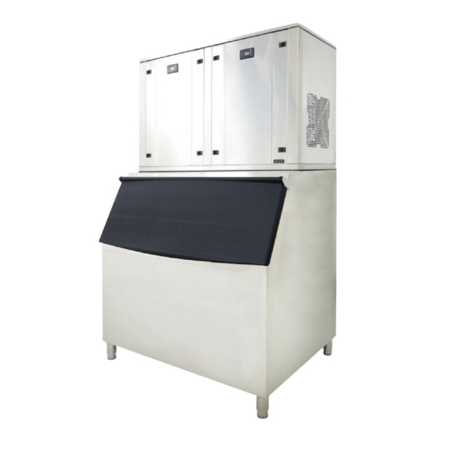 Hot Sale Factory Supply 50-1000kg|24h  Instant Ice Maker Home Use Ice snow Maker Car Ice Cube Making machine