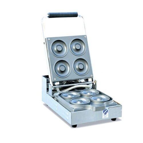 4pcs Electric Donut Machine 4 Donut Making Machine Donut Grilling Panini Press Plates