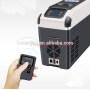 100% tested car freezer 12v -18-10C 20L DC 24V car refrigerator Mini fridge freezer for car
