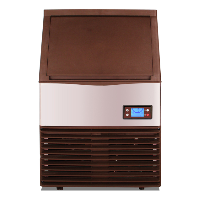 SD60 Coffee Shop Commercial Crushed Ice Machine/Commercial Cube Ice Machine for Sale