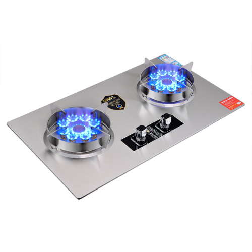 Spot Wholesale Explosion Double Nine Gun Intelligent Timing Stove Fire Stove Household Liquefied Natural Gas Stove