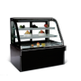 Electric Commercial Glass Cake showcase  Display Cabinet Refrigerator For Sale