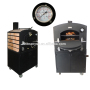 2 Layers Commercial Western Restaurant Bakery Store Gas Pizza Oven Small Wood Pizza Oven