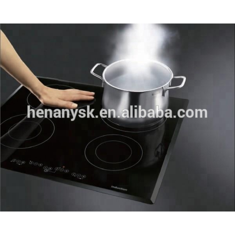 2 3 4 Heads Built in Powerful Induction Infrared Cooker 4 Fire Boilers Induction Cooking Stove Cookers
