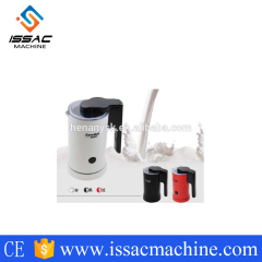 CRM8008 Fully Automatic Intelligent Heated Hot Cold Electric Milk Frother Milk Foam Machine Fancy Coffee Machine
