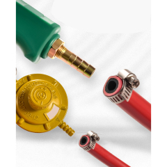 High Quality Long Handle Type Bbq Lpg Self Ignition Flame Gun Welding Heating Torch Brazing And Welding Application