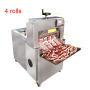 2roll 4roll 8rolls High quality Alloy Knife Cutters Mutton Slicer Meat Slicing Machine