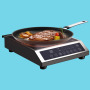 3500W High Power Electromagnetic Range Cooker Commercial Induction Cooker