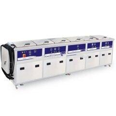 38L 600W Six TanksCustomized Industrial Ultrasonic Cleaning Machine
