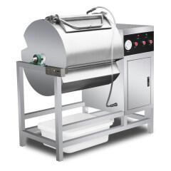 80L 150L Stainless Steel Computer Marinated Meat Salting Vacuum Marinator Meat Tumbler Salt Marinade Mixer Machine For Sale