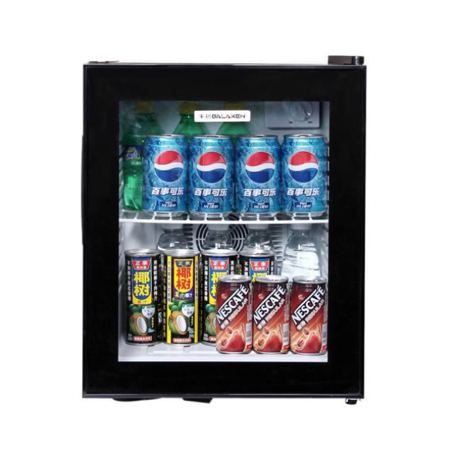 SC-48 Direct Cooling Mini Beer  Beverage Drinks Cooler Living Room Showcase Refrigerator