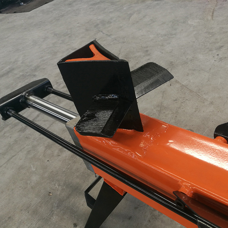 Wholesale 7t Electric Hydraulic Firewood Chopper Small Household Firewood Chopper Hydraulic Wood Chopper Manufacturers