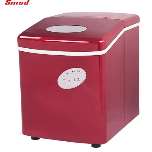 15kg-18kg/24h Mini Stainless Steel Home-Use Ice Maker