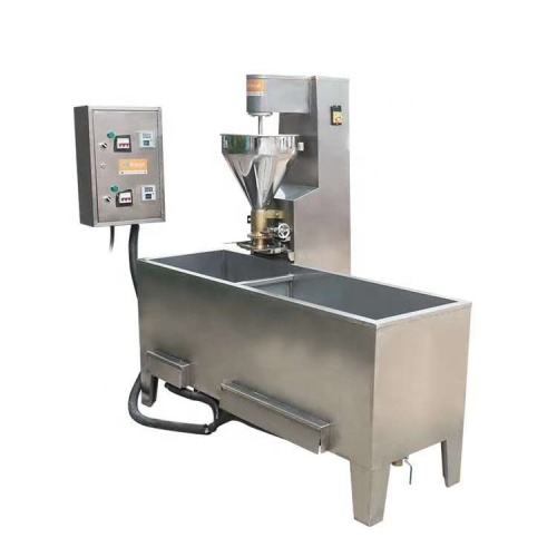 Commercial Meat ball Machine Meat Ball Boiling Molding Tank 2 Machine Work Together