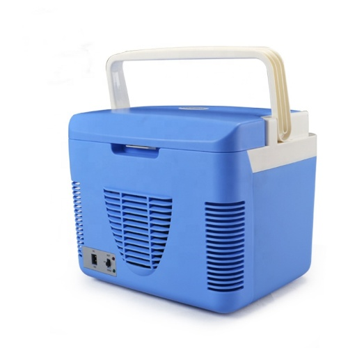 10L Car Refrigerator Refrigerator Heat Insulation Box Dual Use of Car and Household