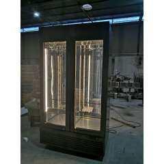 Hot sale Spain dry aging beef steaks fridge / refrigeration equipment for restaurants kitchen
