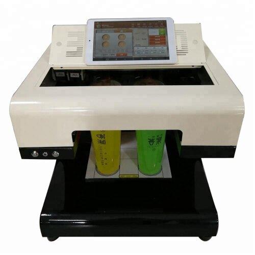 2018 Hot Sale Cappuccino 3d Let's Edible Cake Selfie Latte Art Printing Face Machine Low Price Coffee Printer