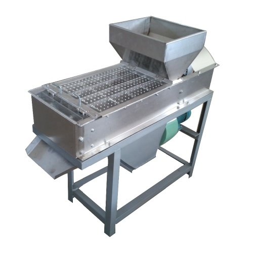 Stainless Steel Electric Automatic Multifunction Dry Chestnut Groundnut Hazelnut Bean Skin Peanut Blanched Peeler Machine