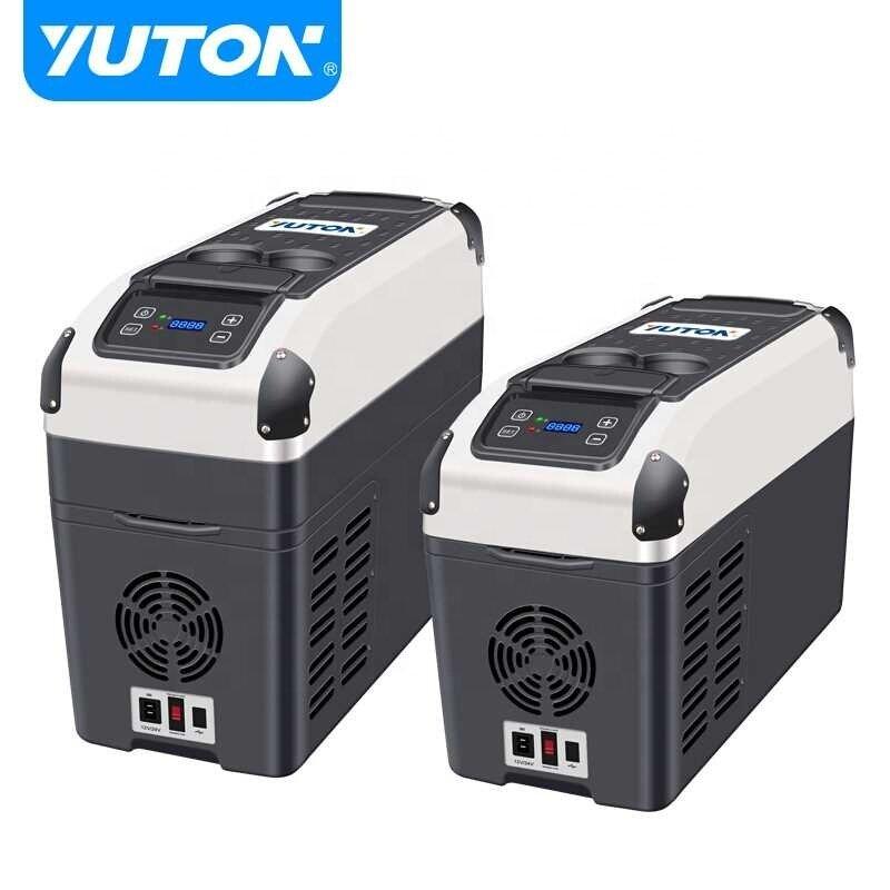 Is-Yt-E-16P China -18 ~ 10 C 20L 12V / 24V Bar Portable Compressor Car Refrigerator Mini Dc Freezer Mini Fridge Refrigerator