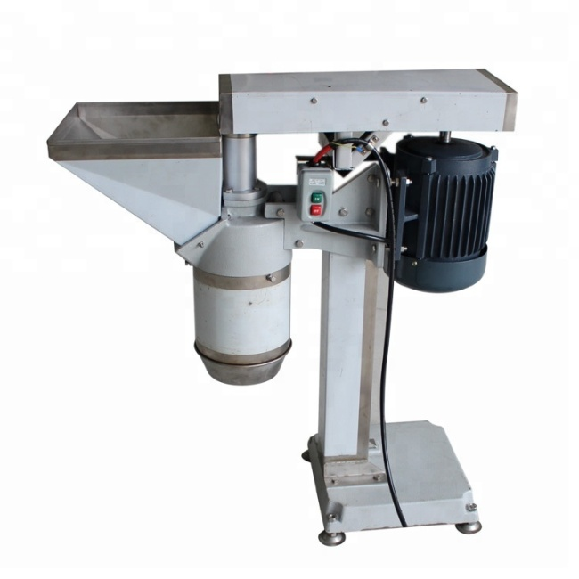 Ginger Potato Radish Shredder Peeling Mill Grinder Shredder Crusher Pulverizer Smasher Machine