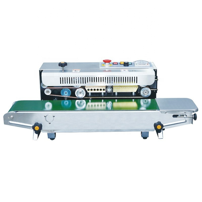RY-FRD900S Horizontal Stainless steel Continuous sealing machine,Packing Machinery,capper