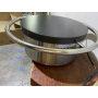 DIAMETER Electric Roti Maker 45CM 18inch  Crepe pancake Making machine maker machinery Rotating